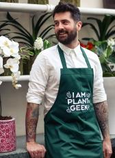 Plant Geek gardening apron